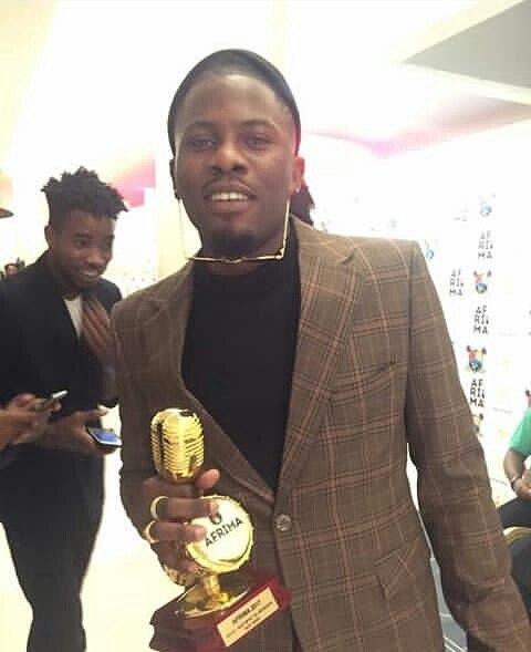 Wizkid won three awards