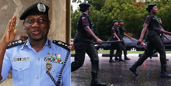 I am free to have romantic affair with any policewoman – IG