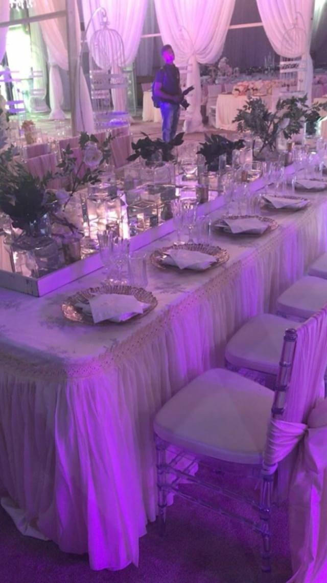 Adesua Etomi's Wedding Venue
