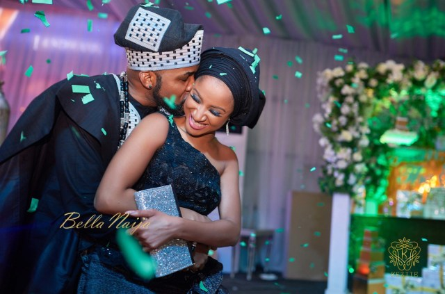 Banky W and Adesua Etomi BAAD2017 After Party 14 - Pastor Tony Rapu gives Banky W Marriage Advice
