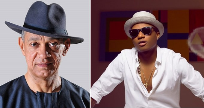 Ben Murray Bruce Reacts To Wizkid's MOBO Award International Win