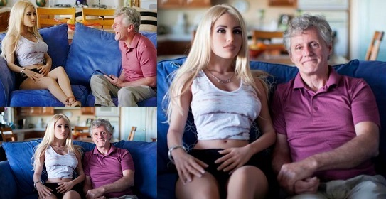 58-year-old man reveals he sleeps with his sex doll 4 times a week