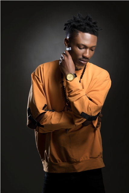Checkout BBNaija's Efe Blonde Beards (Photos)