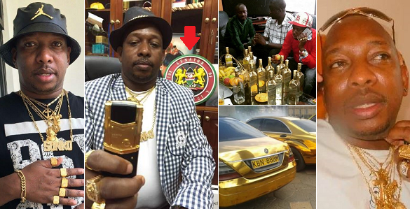 Kenyan Governor Mike Sonko
