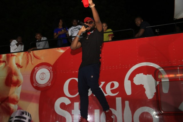 IMG 7792 - Yikes! Fans Startled as Falz and Dremo Storm Coke Studio Concert