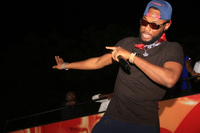 IMG 7879 - Yikes! Fans Startled as Falz and Dremo Storm Coke Studio Concert