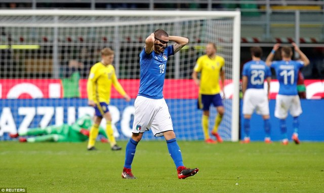 Italy Faces Heartbreak