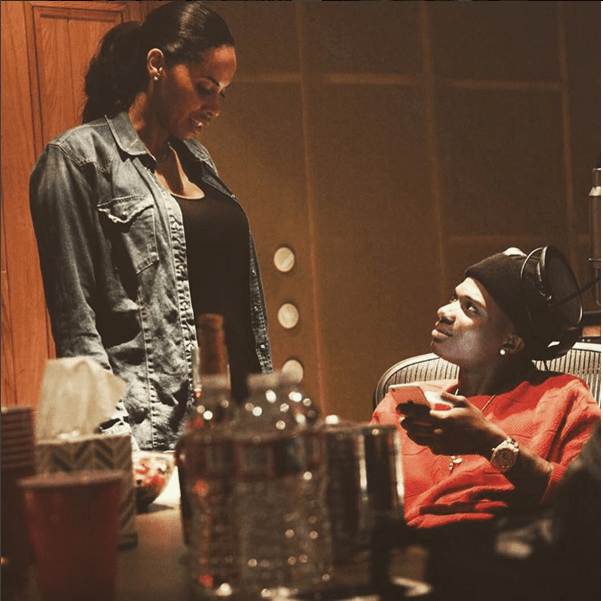 Wizkid reportedly welcomes another child