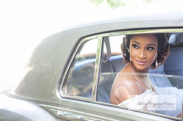 New wedding 02 - Adesua Etomi Pens Lovely Birthday Message To Her Mother on Her Birthday, today