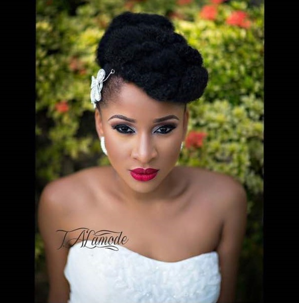 Susu Big 02 - Fans dig up 2015 posts where Adesua Etomi said she'd go natural on her wedding day, but she didn't (photos)