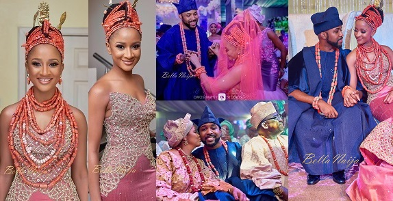 Adesua Etomi's Traditional Wedding
