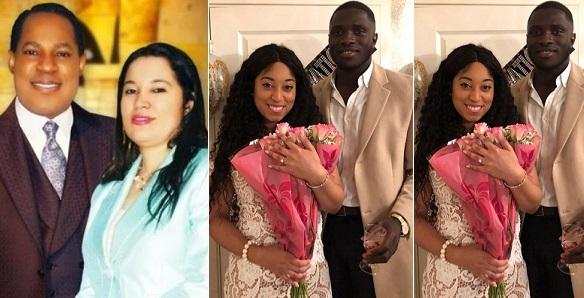 Sharon Oyakhilome engaged