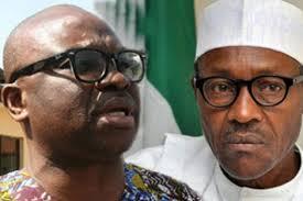 Fayose Accuse Buhari