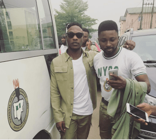 Singer LAX Completes NYSC