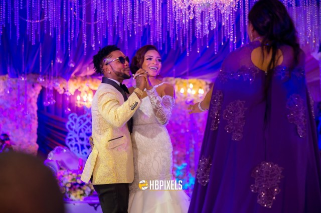 "oritsefemi wedding photos3 - Why Oritsefemi's wedding ""outshone"" Banky W's wedding"