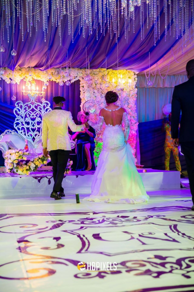 "oritsefemi wedding photos4 - Why Oritsefemi's wedding ""outshone"" Banky W's wedding"