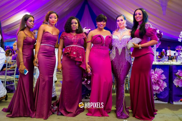 "oritsefemi wedding photos5 - Why Oritsefemi's wedding ""outshone"" Banky W's wedding"