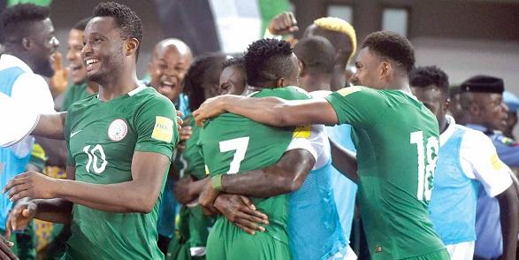 Nigeria defeats Argentina