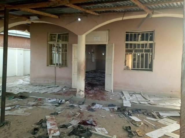 Teenage Suicide Bomber Kills 30 People