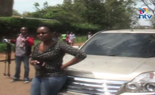 Jilted Wife Storms Ex-Husband's Wedding