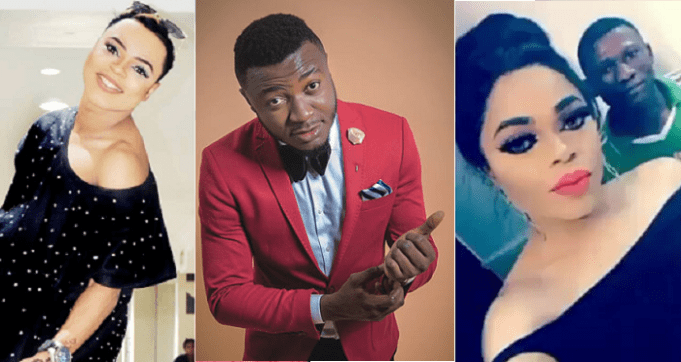 Bobrisky Slams MC Galaxy