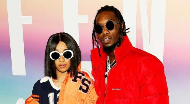 Cardis 2 - Cardi B Replies Music Critic Who Slammed Her For Buying A Rolls Royce For Her Fiance.