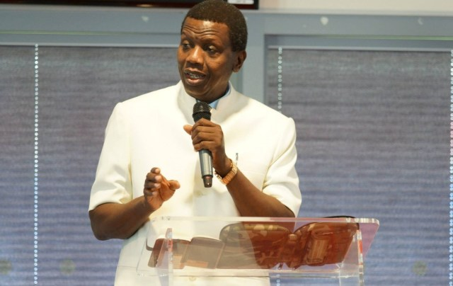 """E A Adeboye 1 - """"If you buy a car with a money you didn't earn lawfully, you'll be riding in a moving coffin"""" — Pastor Adeboye"""