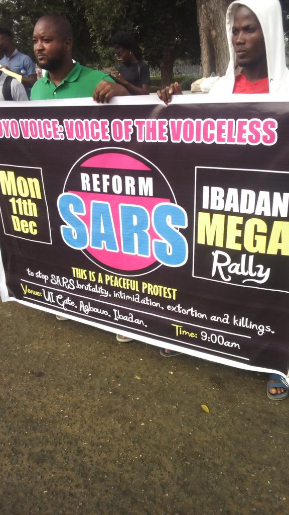 EndSARS 10 - See Photos From The #EndSARS Nationwide Protest