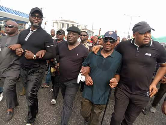 EndSARS Nationwide Protest