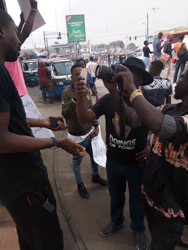 EndSARS 2 - See Photos From The #EndSARS Nationwide Protest