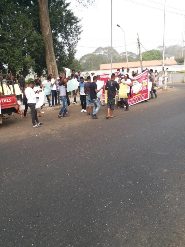 EndSARS 6 - See Photos From The #EndSARS Nationwide Protest