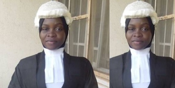 Image result for TRENDING: Hijab-wearing law graduate denied call to bar for breaking dress code