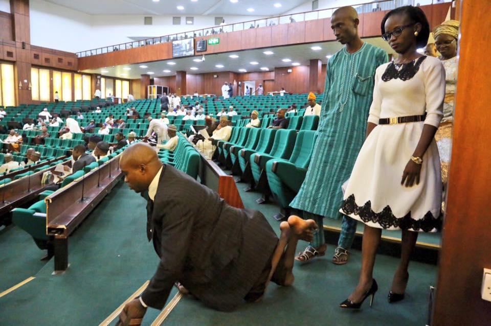 Former Street Beggar Turned Lawyer