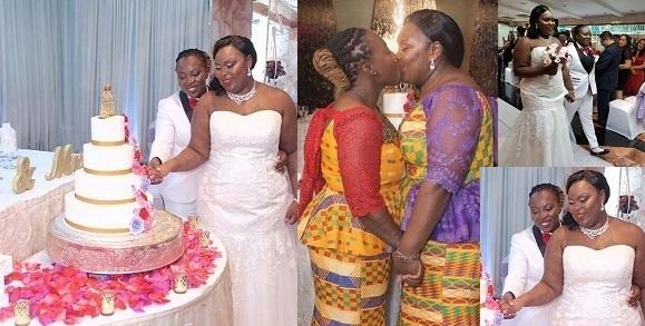 Ghanian lesbians