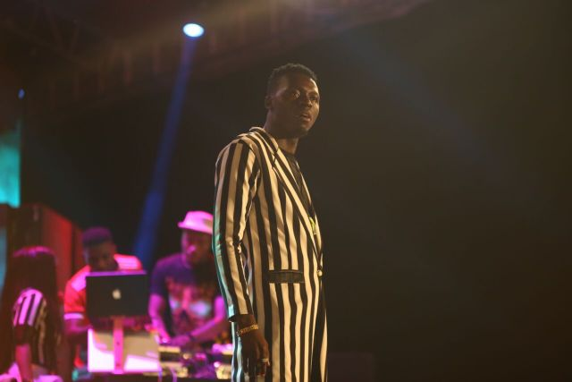 MCFC10 - Davido, Runtown, Mr. P, Niniola, Oritsefemi, 9ice, Olu Maintain, Falz & more Shutdown Barbeach at the Merrybet Celebrity Fans Challenge Event
