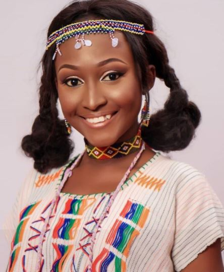 Miss Nigeria 2017 winner