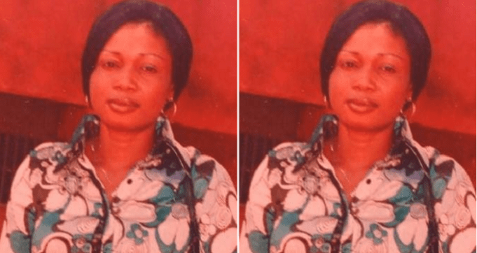 Woman Flogged teacher Death