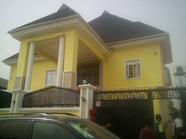Tope Alabi House Dedication 015 - PHOTO: Tope Alabi moves into new  House