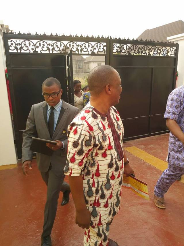 Tope Alabi House Dedication 021 - PHOTO: Tope Alabi moves into new  House