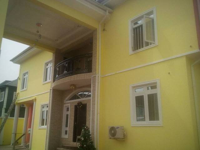 Tope Alabi House Dedication 09 - PHOTO: Tope Alabi moves into new  House