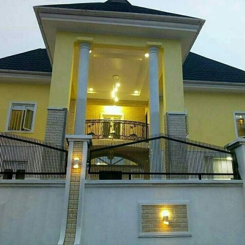 Tope alabis house 3 480x480 - PHOTO: Tope Alabi moves into new  House