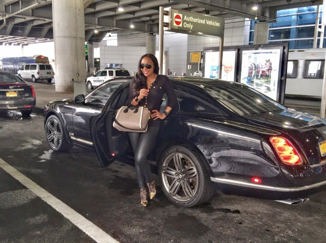 Uyanda 01 - South African Lady Shows Off Her Luxurious Lifestyle To Prove It Doesn't Equate Happiness (Photos)