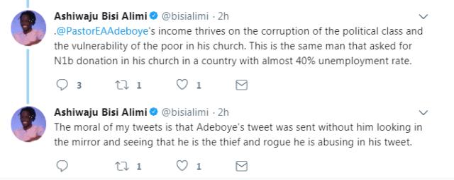 """alimi adeboye 4 - """"This man is irresponsible and vile"""""""