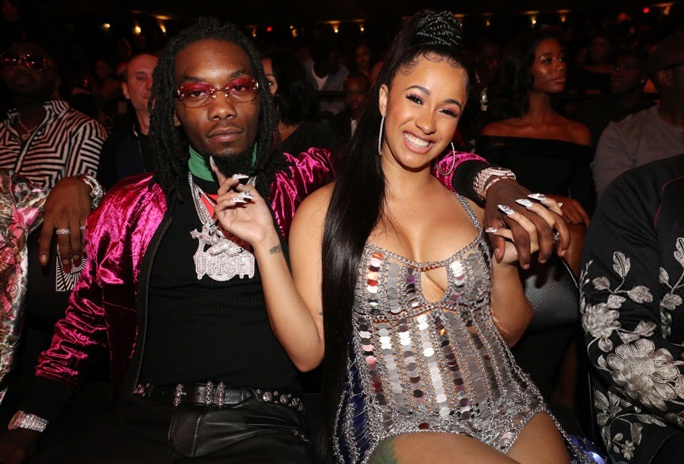 Offset's iCloud got hacked and video evidence shows he cheated on Cardi B in September