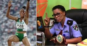 Nigeria's First Olympic Gold Medalist Chioma Ajunwa Becomes Assistant Commissioner