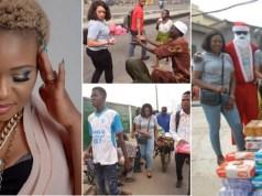 UK-Based Nigerian Actress Celebrates Birthday