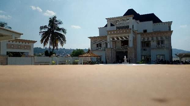 Governor Yahaya Bello's New Mansion