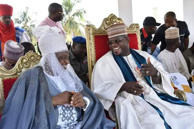 yahaya bellos house in kogi1 - Checkout Photos From The Opening Of Gov. Yahaya Bello's New Mansion