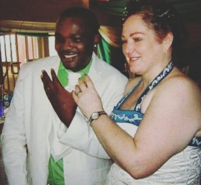 Yomi Fabiyi Reunites British Wife
