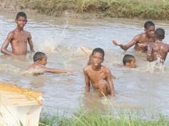 Four teenage girls drown